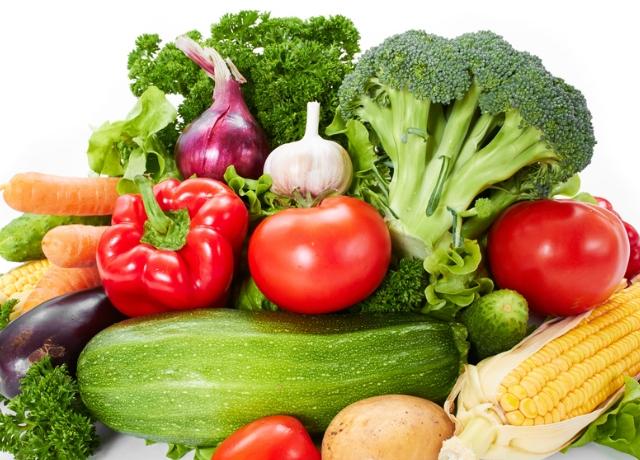 Öt érv a zöldségfogyasztás mellett