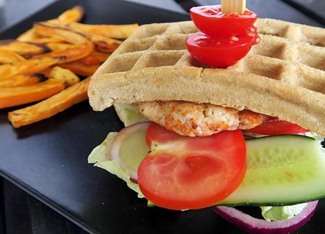Házi hamburger másképp, egészségesen