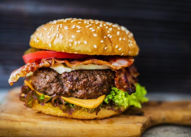 Egy trükk a jobb hamburgerhez