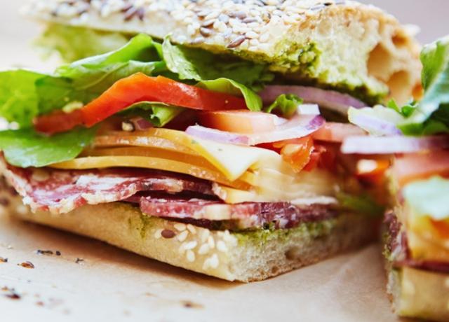 Ez a Pinterest kedvenc szendvicse