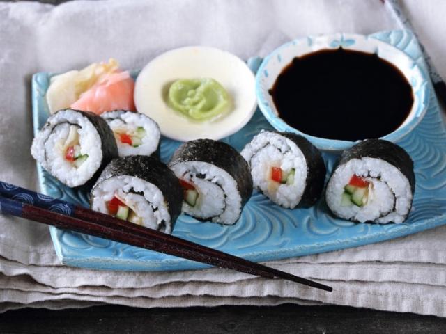 Készítsünk sushit!