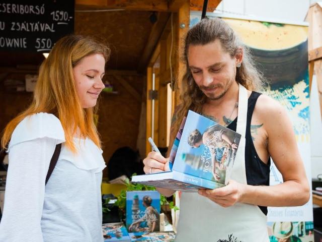 Kulináris krimi, avagy Steiner Kristóf Budapesten ámokfőzött