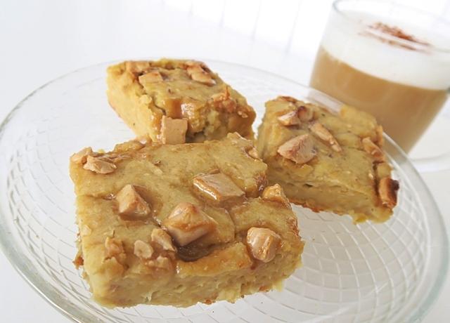 Íme a süti, amelyik csupa egészséges alapanyagból készül: Blondie, avagy a brownie fehéren
