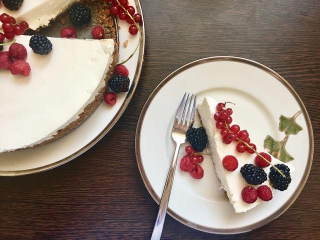Mindannyiunk kedvence: a nyári sütés nélküli sajttorta
