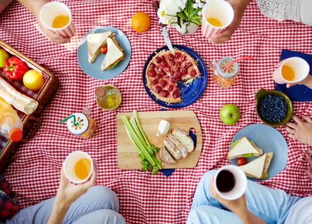 5 trükk, amivel távol tarthatjuk a legyeket a piknikünktől