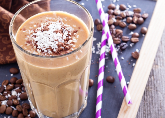 Ma van a napja, ezért igyunk kávés tejturmixot!