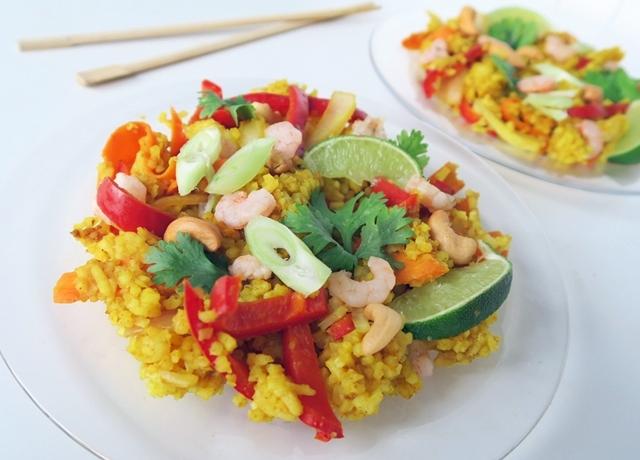Egyszerű de mégis különleges rizses egytál