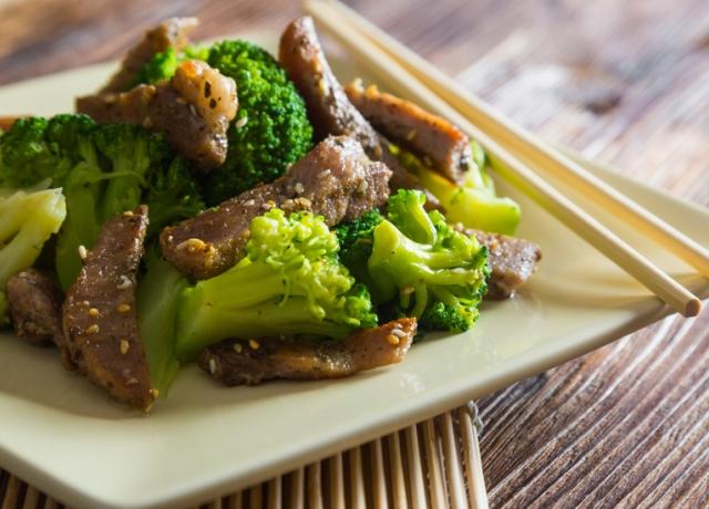Íme a kínai clean eating egyik egészséges receptje