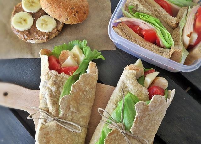 Egészséges szendvicsötletek suliba/munkahelyre