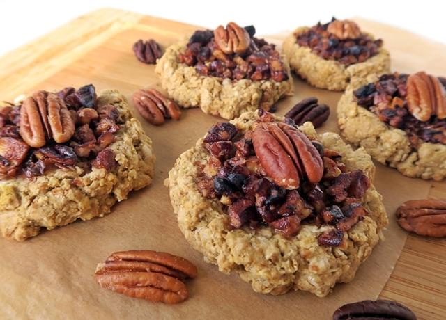 Süssünk pekándiós kekszet, és ne csak finom íze, hanem magas antioxidáns tartalma miatt is!