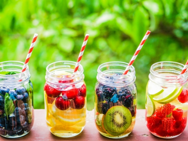 A detoxvizek alapanyagainak előnyei