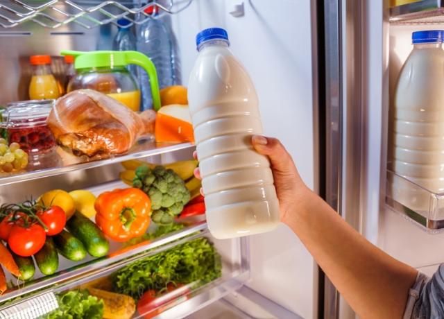 Egy eszköz, amellyel rengeteg helyet spórolhatunk a hűtőnkben