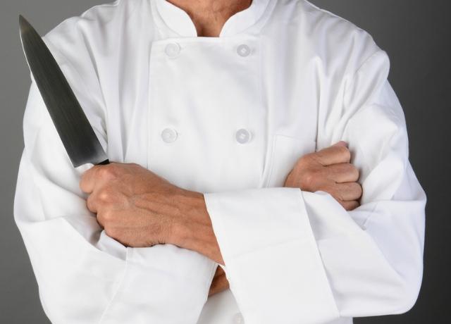 Miért hordanak fehéret a szakácsok?