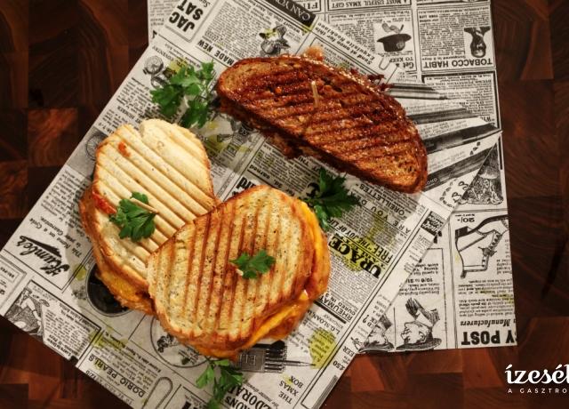 Panini szendvicsek