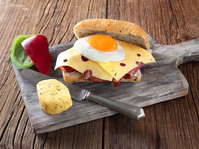 Házi fűszervajas, full extra szendvics