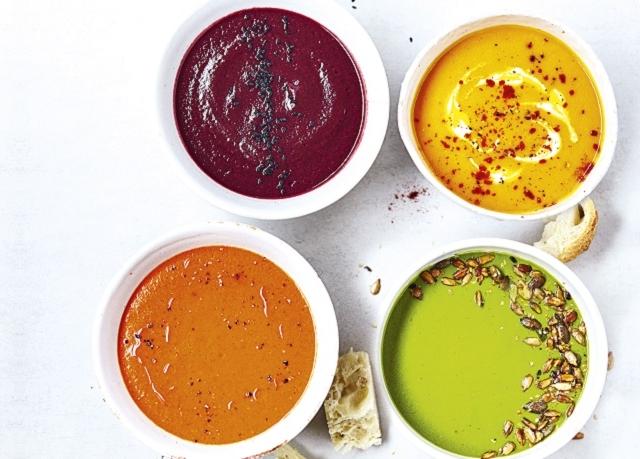 4 szupergyors leves a munkahelyre