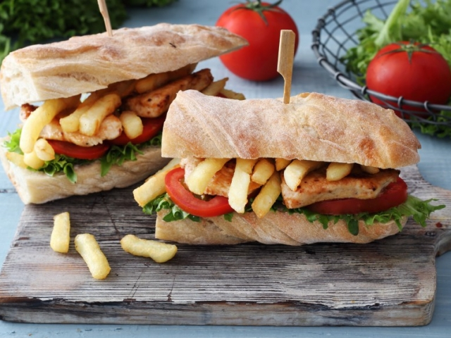 Ismeritek a Gatsby szendvicset?