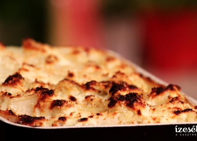 Rakott karfiol Pataky módra