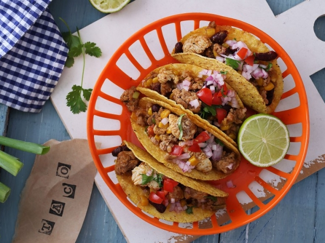 Vacsorára egy jó taco?