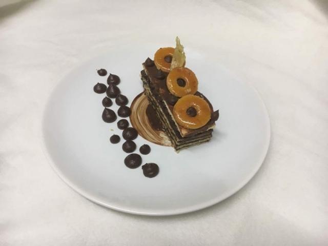 Dobos torta Olivér séfünktől