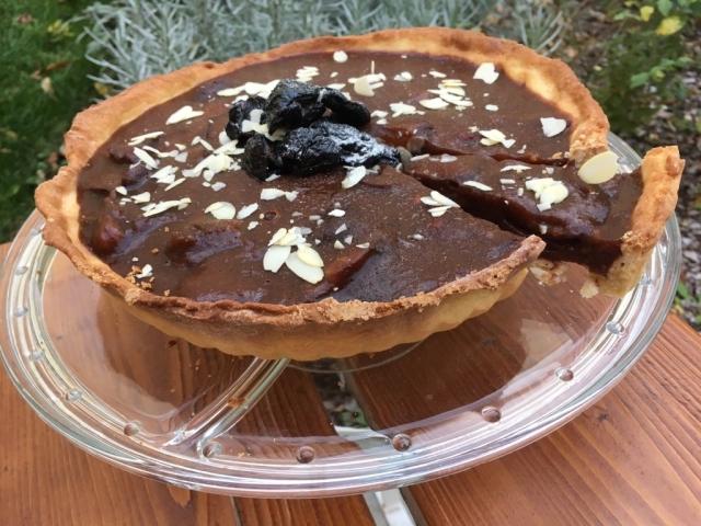 Az idei utolsó szilvás süti következik: Gyömbéres-fahéjas szilvás pite