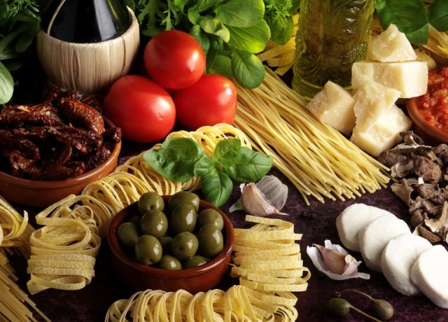 Tuti olasz tippek étkezéshez, főzéshez