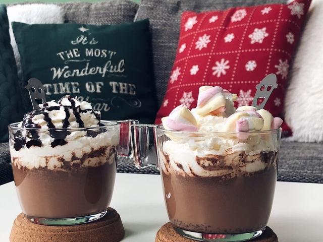 Karácsonyi forró csokoládé Serpenyővirtuóz konyhájából