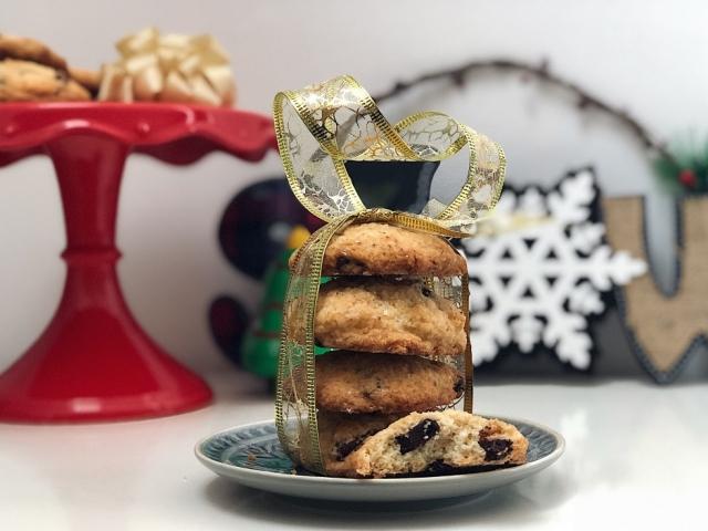 Tökéletes cukormentes nasi: Gyömbéres – étcsokis cookie