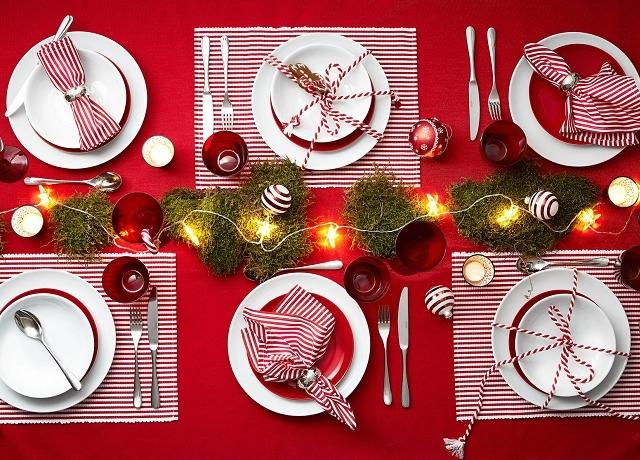 Ilyen legyen az ünnepi asztal!