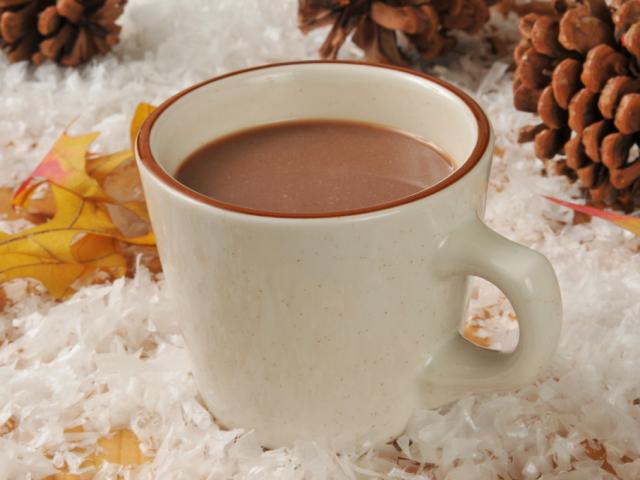 Jön a hideg, jönnek a forró csokik