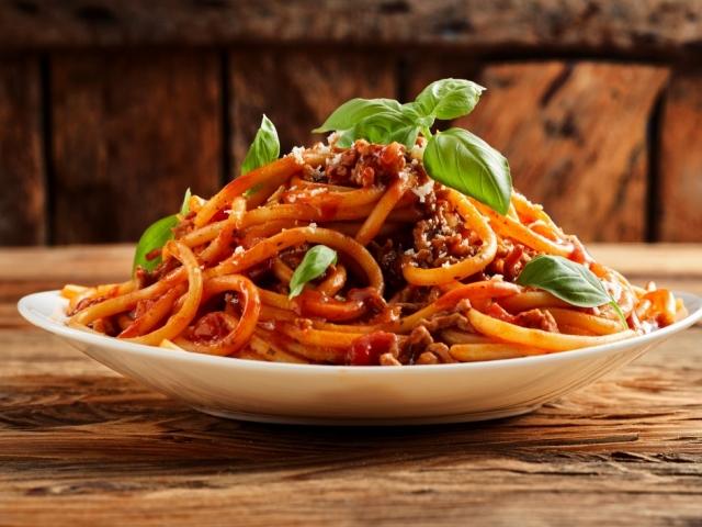 15 spagettirecept