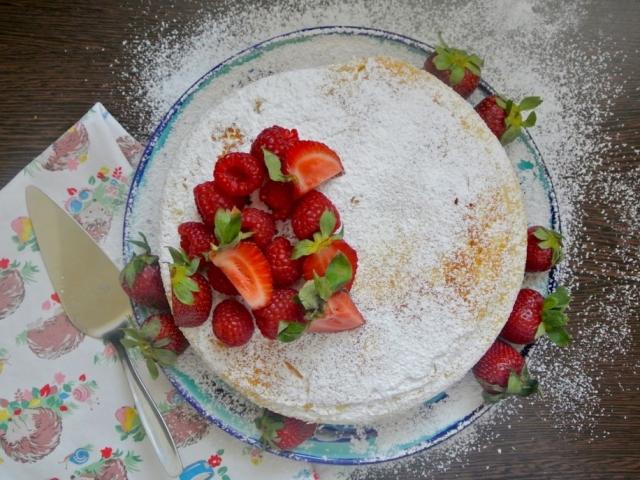 Torta sütő nélkül