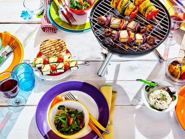 15 étel a grillről