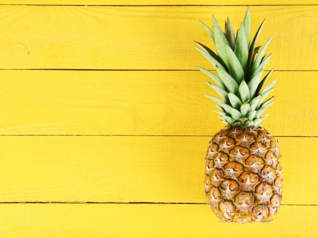 Az ananászfogyasztás előnyei