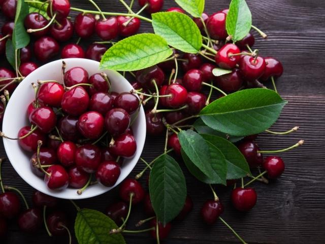 8 cseresznyés desszert