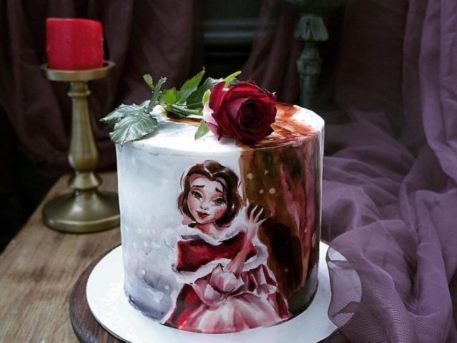 Lenyűgöző torták egy orosz cukrásztól
