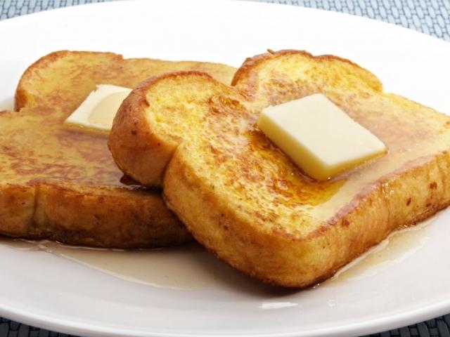 Új reggeli ötlet: gót toast