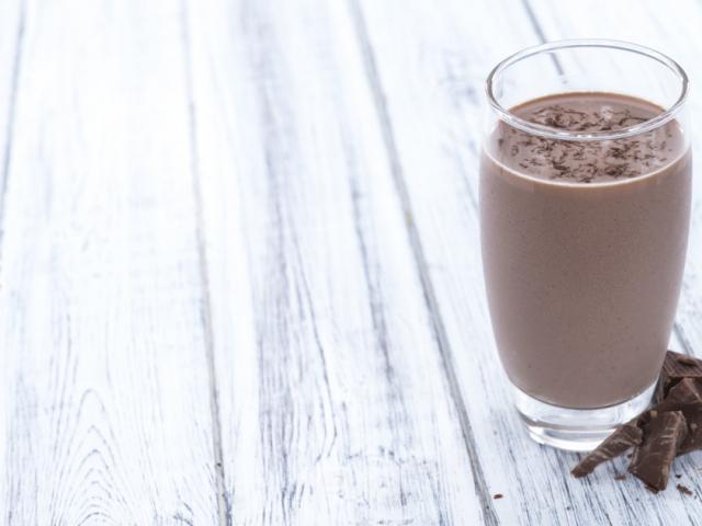 Edzés után igyunk csokis tejet
