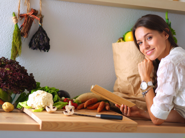 Kreatív ötletek szakácskönyvek tárolására