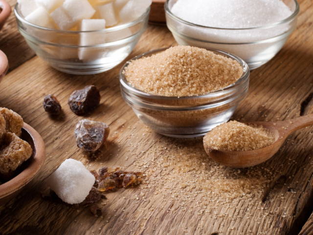6 alternatíva cukor helyett sütéskor