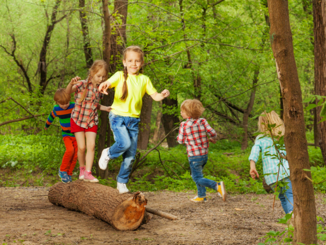 Az edzés lehet gyerekjáték is