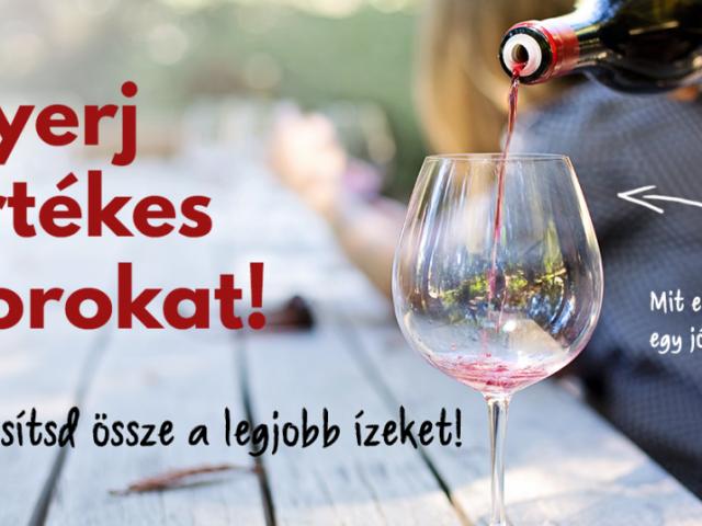 Nyerj bort a legjobb ízek mellé a Vingardium Borligettel!