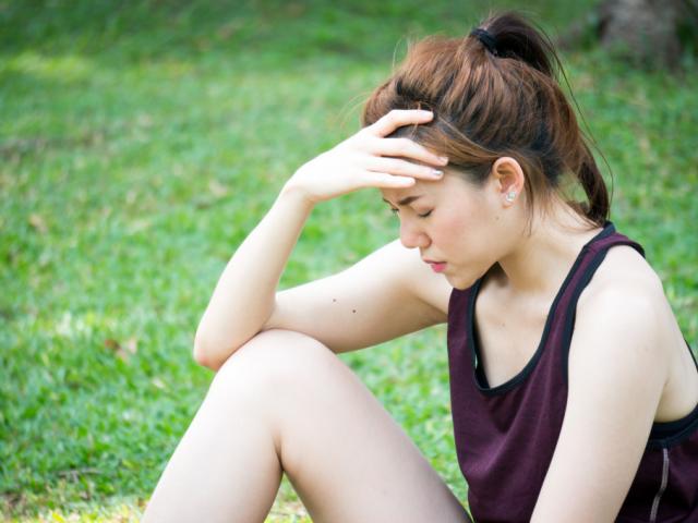 5 jele annak, hogy kiszáradtál