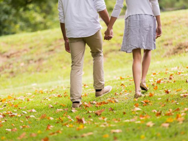 A sétálás előnyei