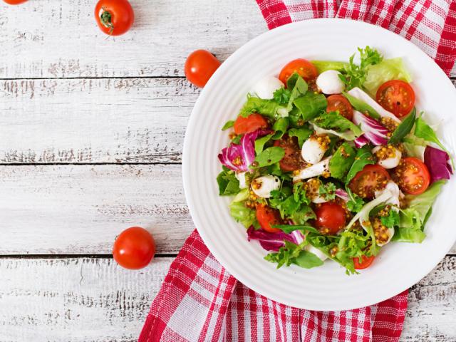 10 tipp salátához