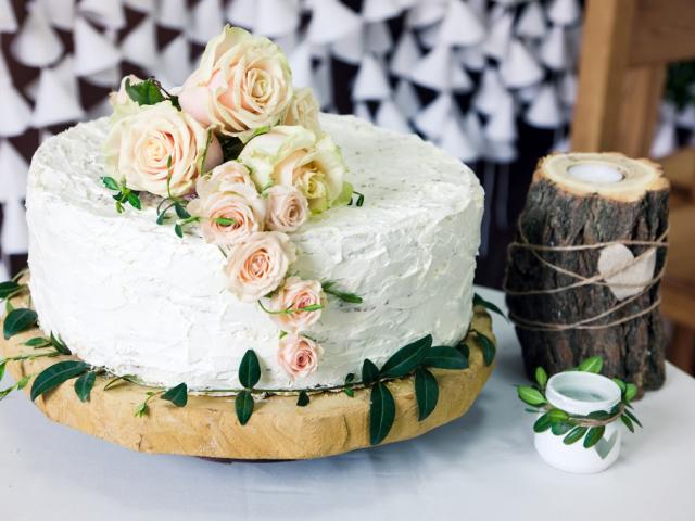 6+1 esküvői tortatrend 2019-re