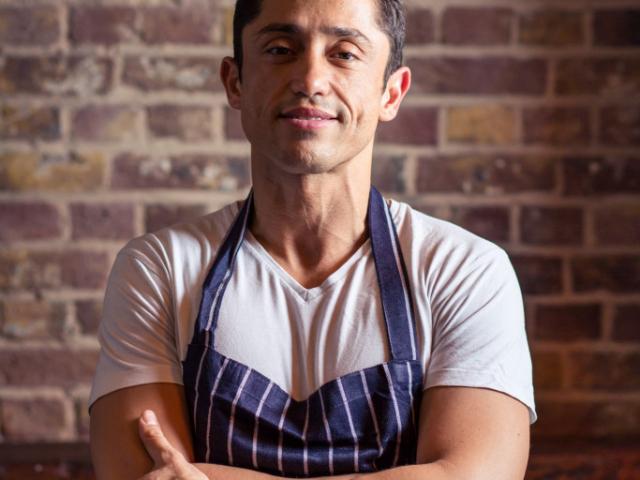 A Globalista konyha legújabb vendége: Eran Tibi