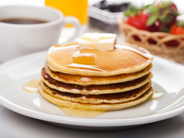 Pancake, ahogy a legjobb