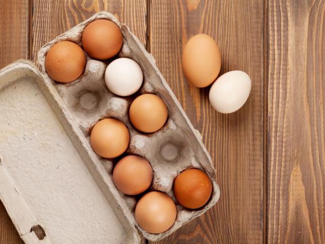 Innen tudhatod, hogy még jó a tojás