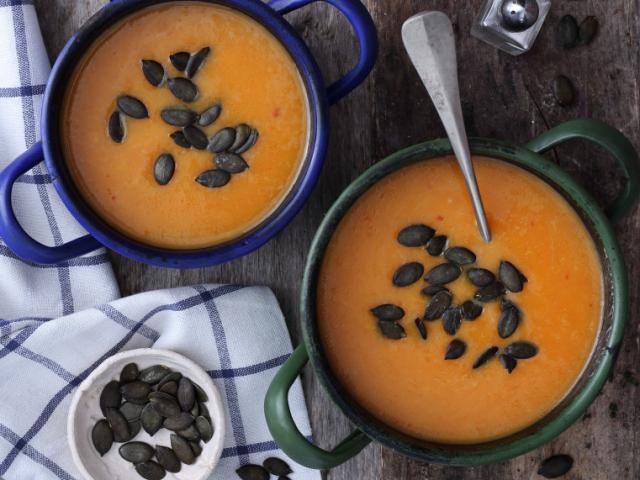 Top 5 őszi levesünk